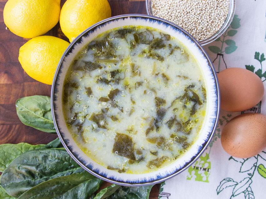 quinoa-soup