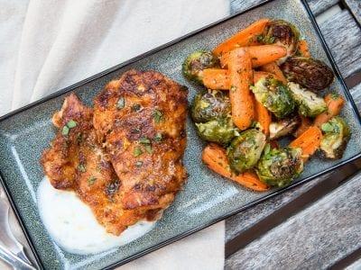boneless skinless chicken thigh recipes