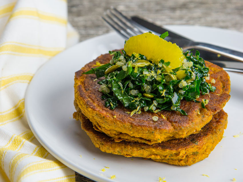 chickpea-pancakes