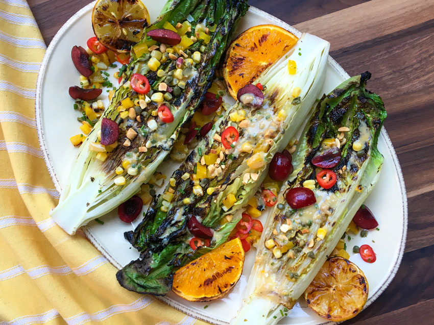 grilled-romaine-salad