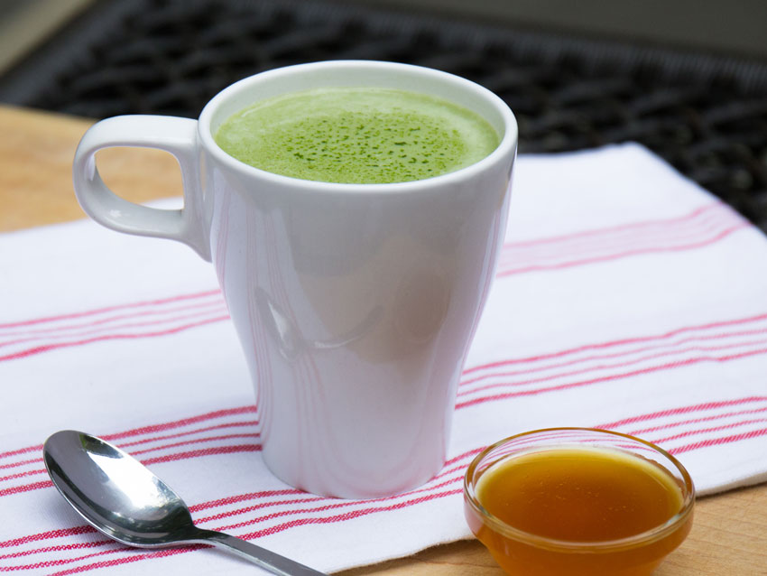maca-tea