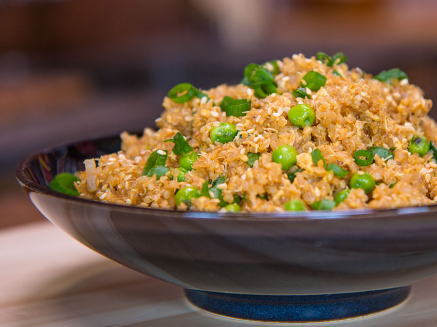 quinoa-fried-rice