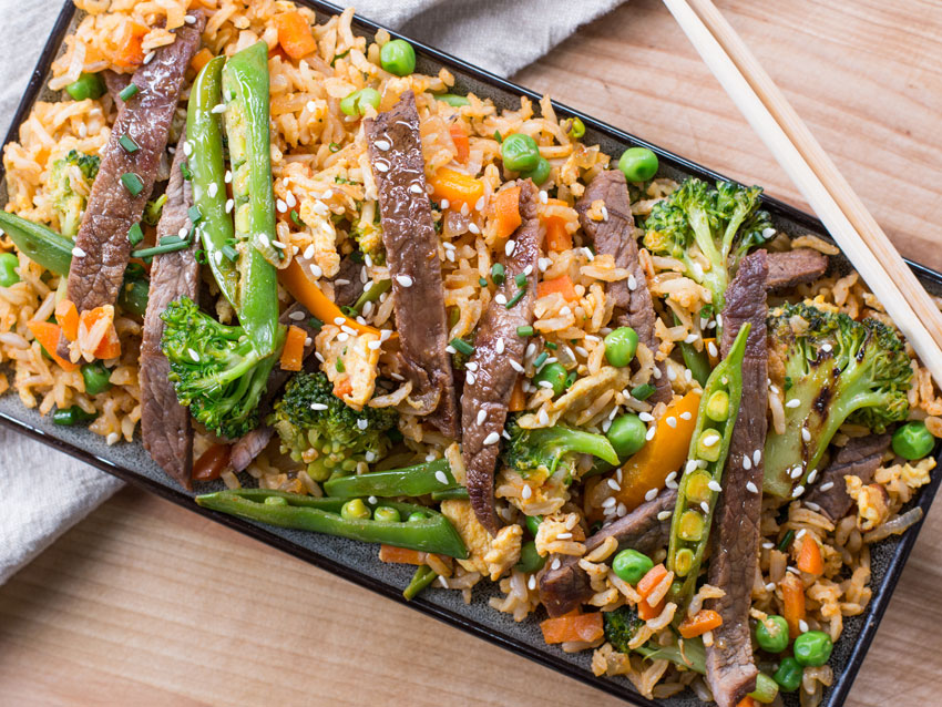 steak-fried-rice