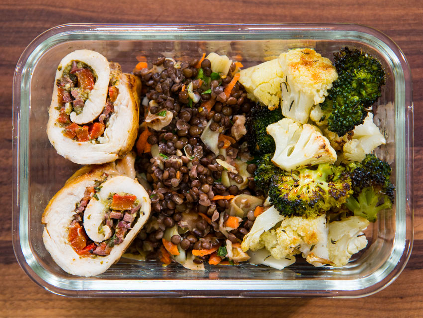 Stuffed Chicken Meal Prep Flavcity With Bobby Parrish
