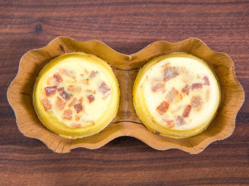 sous vide starbucks egg bites