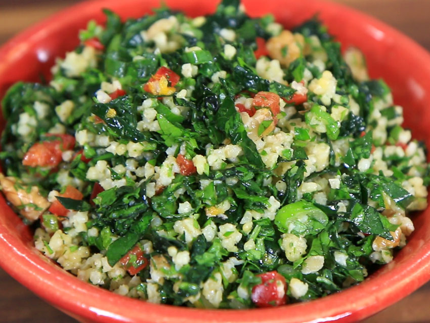 Healthy Tabouli Salad