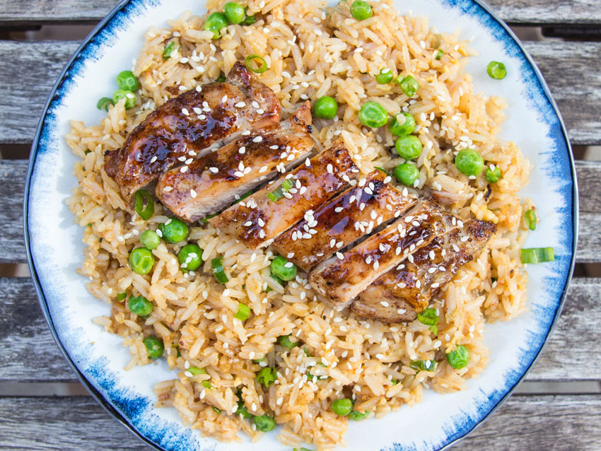 Chicken Fried Rice Flavcity With Bobby Parrish