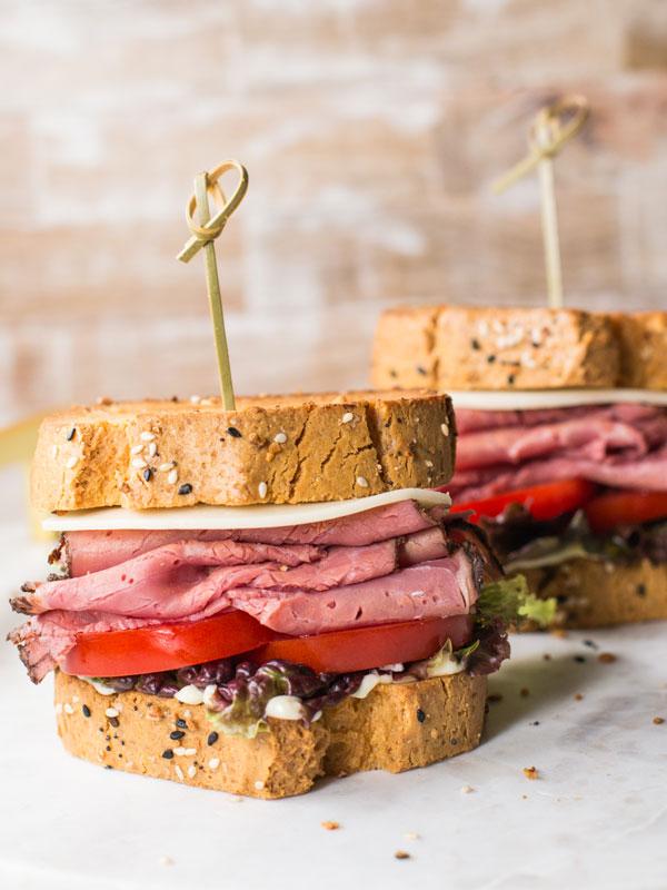 Keto Diet Sandwiches