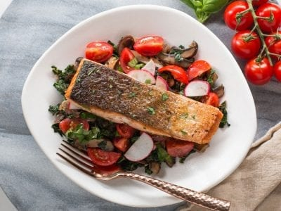 low carb recipe for salmon