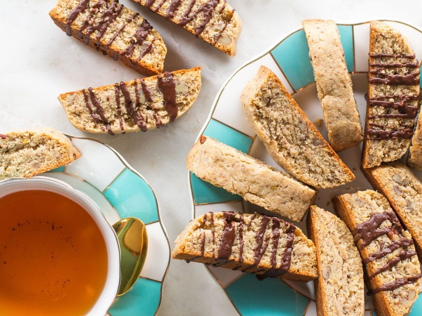 Keto dessert biscotti recipes