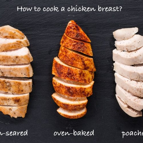 How To Cook The Ultimate Chicken Breast Oven Pan And Poached