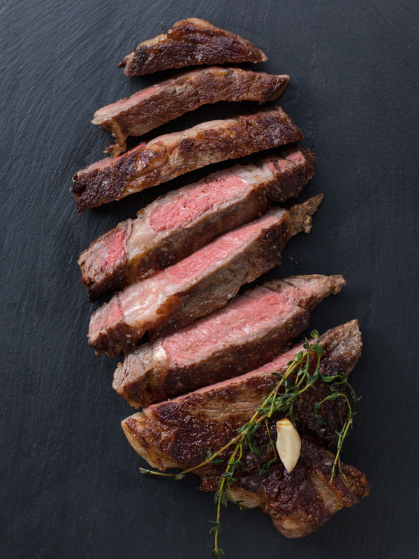 pan sear steak recipe