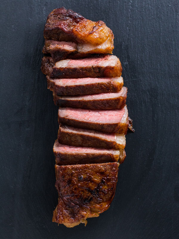 strip steak recipe