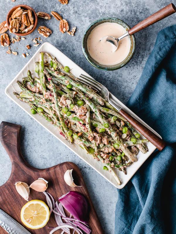 sauteed asparagus recipe