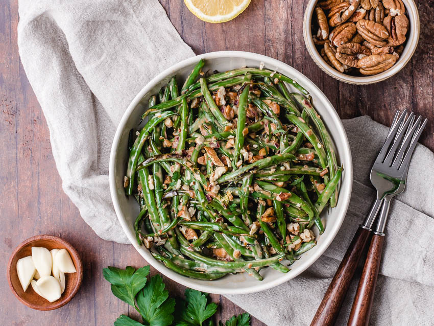 fresh green bean recipe