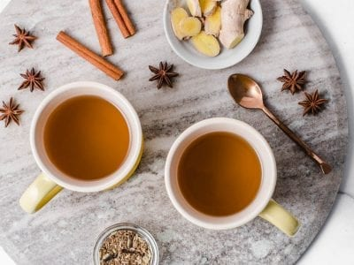 ginger tea recipe
