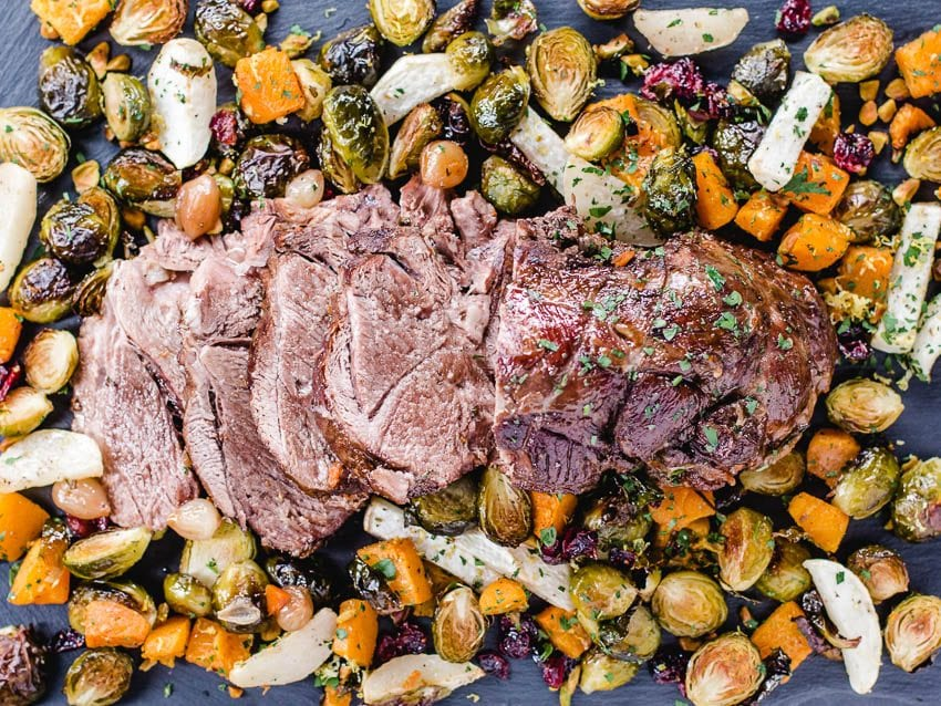Leg of Lamb recipe