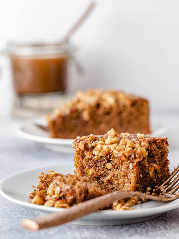 Paleo Apple Coffee Cake