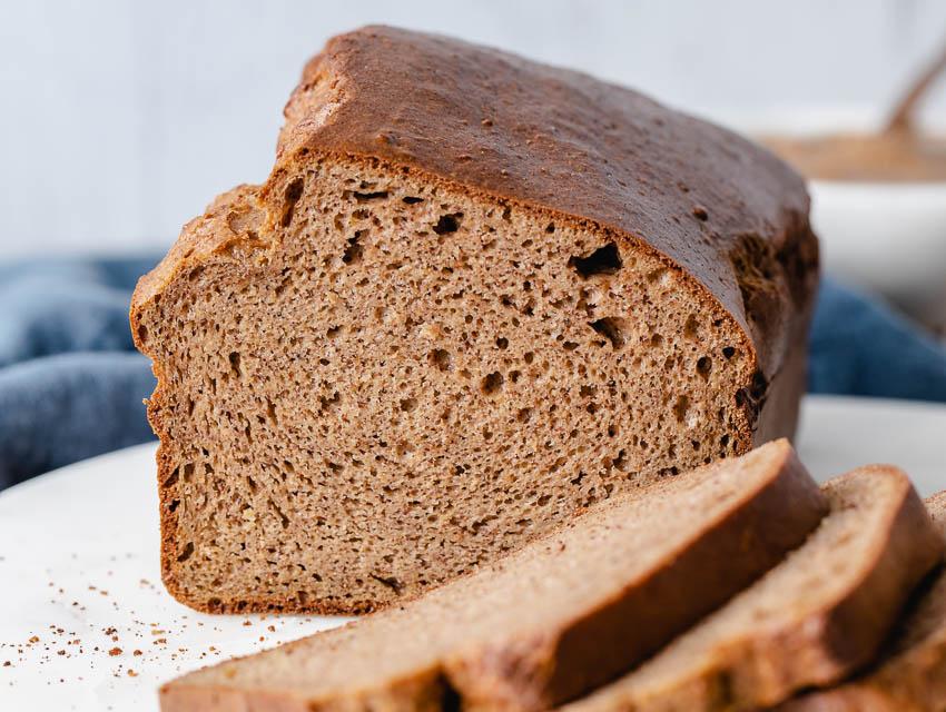 Paleo Sandwich Bread Gluten Free